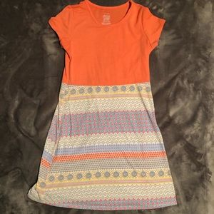 Girls Faded Glory Dress.  Size Large 10/12.